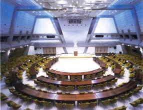 40周年記念式典会場(京都国際会議場)